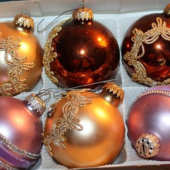 CHRISTMAS ORNAMENTS  - Christmas
