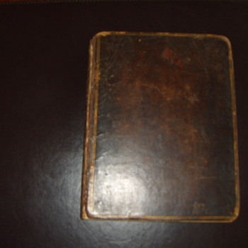 Very old (1661) and falling apart, what should I do with it? - Books