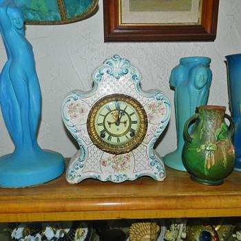 Nice Old Ansonia Clock - Clocks