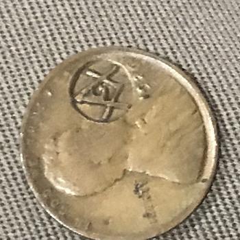 Freemason penny from 1926 - US Coins