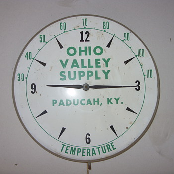 ohio valley time and temp - Clocks