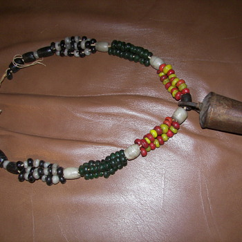 Old American Indian necklace - Fine Jewelry
