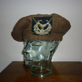 British WWII Gordon Highlanders 1941