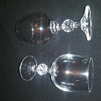 Crystal? - Glassware