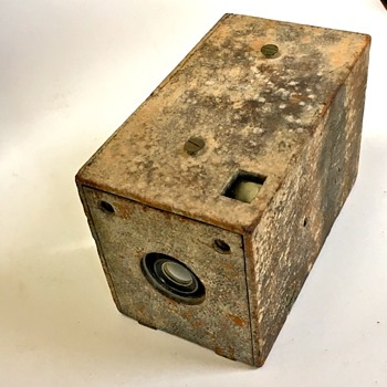 Kodak No.4 Bulls-Eye, Special, Model of 1899 - needs refurbish