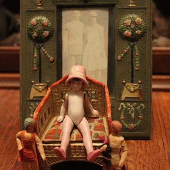 My New Hertwig Flapper Doll - Dolls