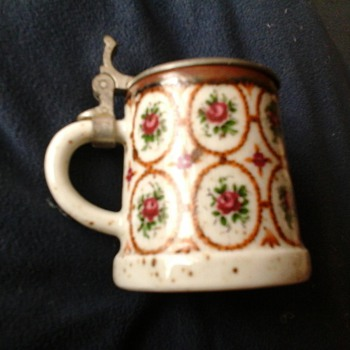 Small German tankard