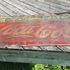 1936 Coca-Cola sign updated...not quite finished