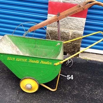 """Keen Kutter """"Handy Hauler"""" Wheelbarrow"""