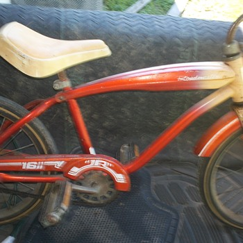 16 inch jr roadmaster bicycle