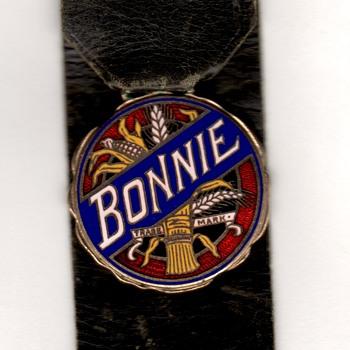 1909 Bonnie Bros Distillery Kentucky Bourbon Rye Whiskey