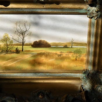2 Paintings - Fine Art