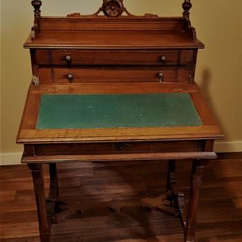 The Teacher's Desk  - Furniture