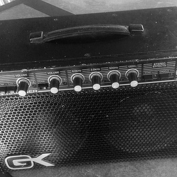 Gallien Krueger Amp 250ML