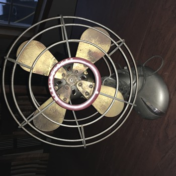 Need Help Identifying this Westinghouse fan. - Tools and Hardware