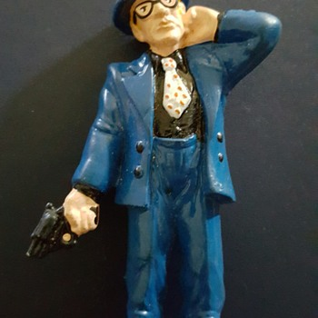 Dick Tracy stuff. - Toys