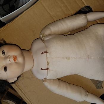 A M Doll  - Dolls