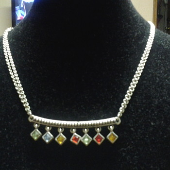 Napier necklace - Costume Jewelry