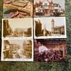 Old Birmingham uk postcards.