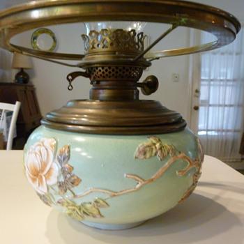 Porcelain lamp base - Lamps