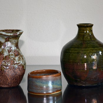 Little Pottery Treasures  - Pottery
