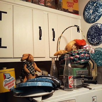 What Is On Top of My Refrigerator? Here It Is!  - Kitchen