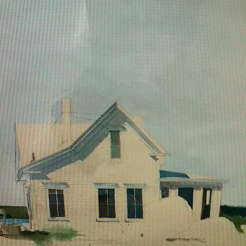 "William Roberts ''Gilberts Cove"" - Fine Art"