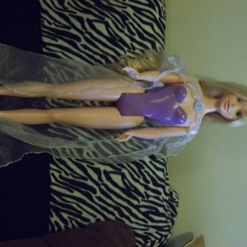 DISNEY TANGLED LIFE SIZED DOLL