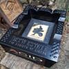 large ACID CIGARS ashtray