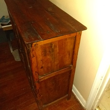 Please help me identify this piece. - Furniture