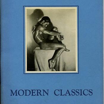 Modern Classics, Tony Sansone, 1932 - Books