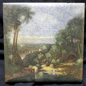 ROOKWOOD TILE - Pottery