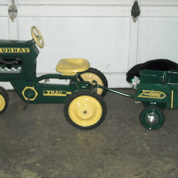 Murray Pedal Tractor - Tractors