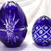 Cobalt Cut to Clear Eggs