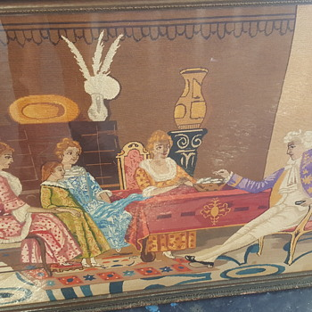 ANTIQUE TAPESTRY - Rugs and Textiles