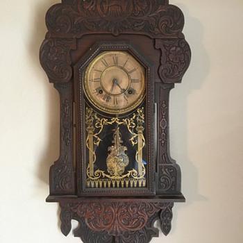 Waterbury Havana Clock - Clocks