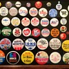 Automobile Pinback Collection