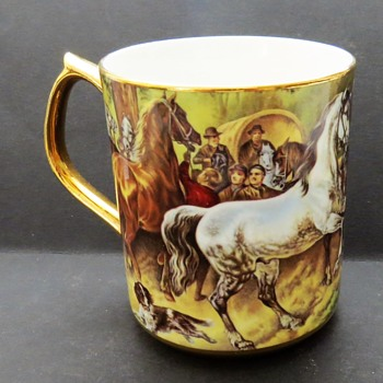 Fenton China Company - English Fine Bone China - Mug