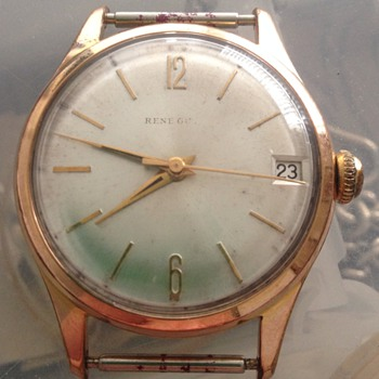 Vintage Swiss Movement Wristwatch Please Help Me ID