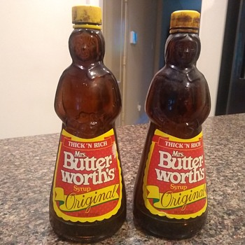 Mrs Butterworth 24oz. - Bottles