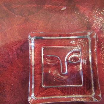 Kosta Boda Faces - Art Glass