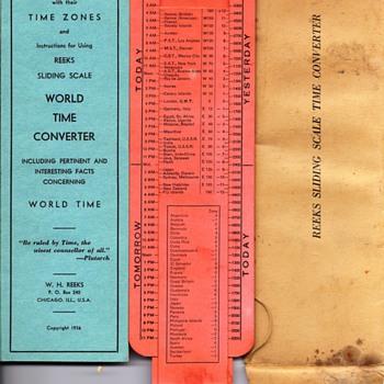 World Time Converter - Books