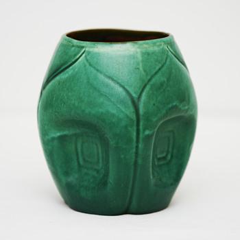 Brannam Pottery Vases (England), 1930's - Pottery