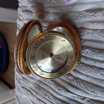Swiza 8 pocket alarm clock - Clocks