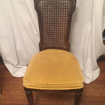 Help with identifying Chair.  - Furniture