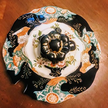 "Mystery ""Imari"" Ironstone China Maker & Pattern  - China and Dinnerware"