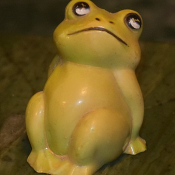 Little Girl Frog with Big Attitude! - Animals