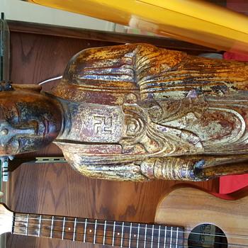 Buddha statue - Asian