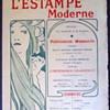 L'Estampe Moderne prints, 1897-1899