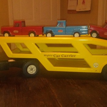 Childhood toy - Model Cars